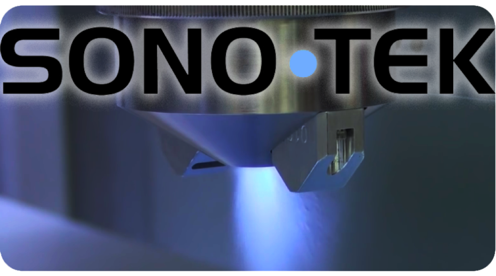 Sono-Tek Ultrasonic Spray Nozzle